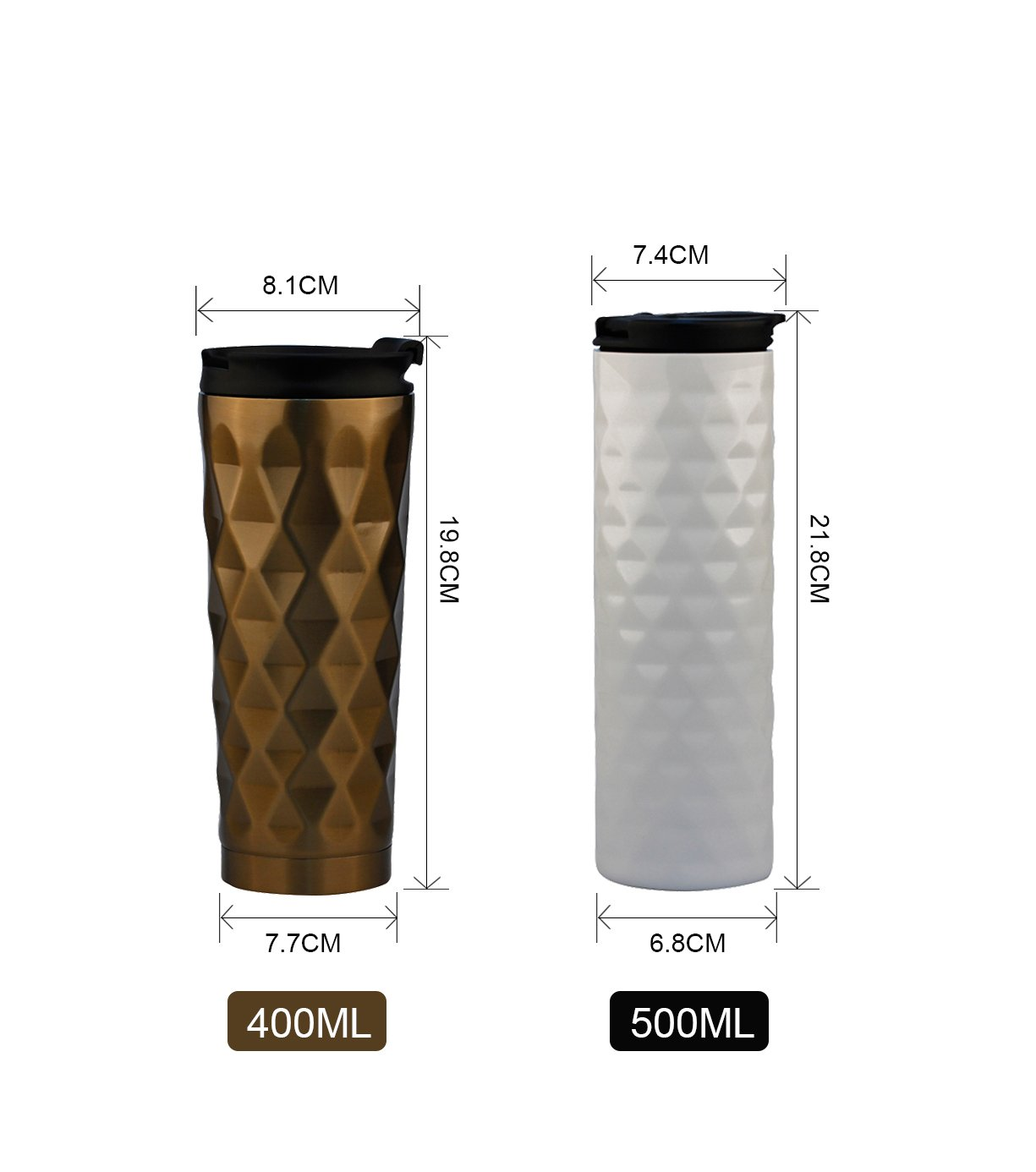 Coffee tumbler-4.500ml