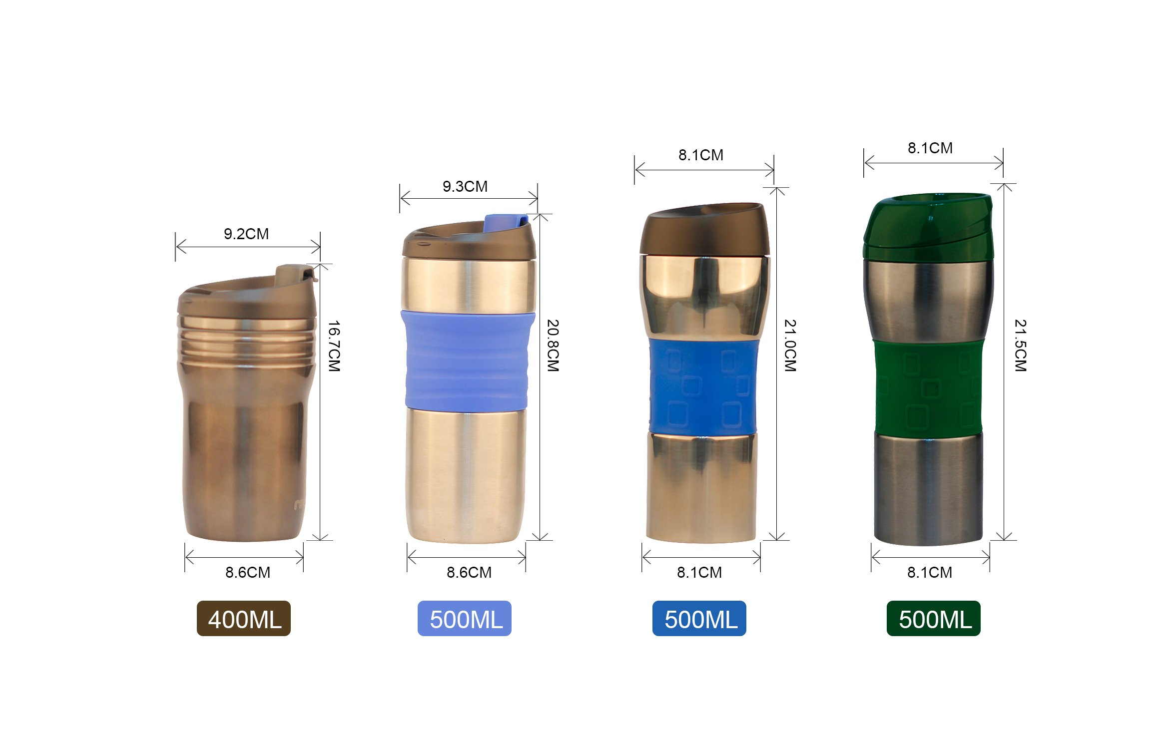 Coffee tumbler-5.600ml