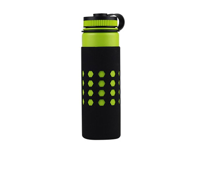 Hydro Flask with Protective Sleeve