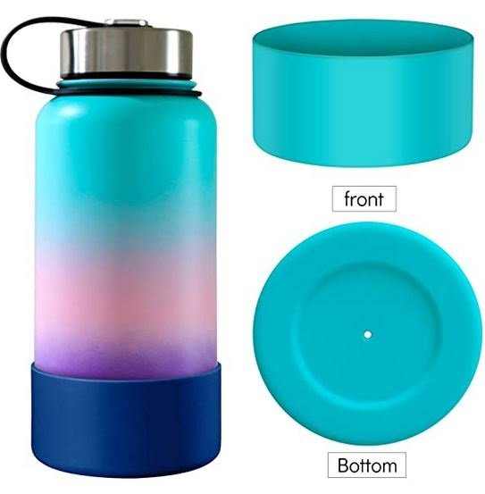 Figure 3 Hydro flask with silicone boot