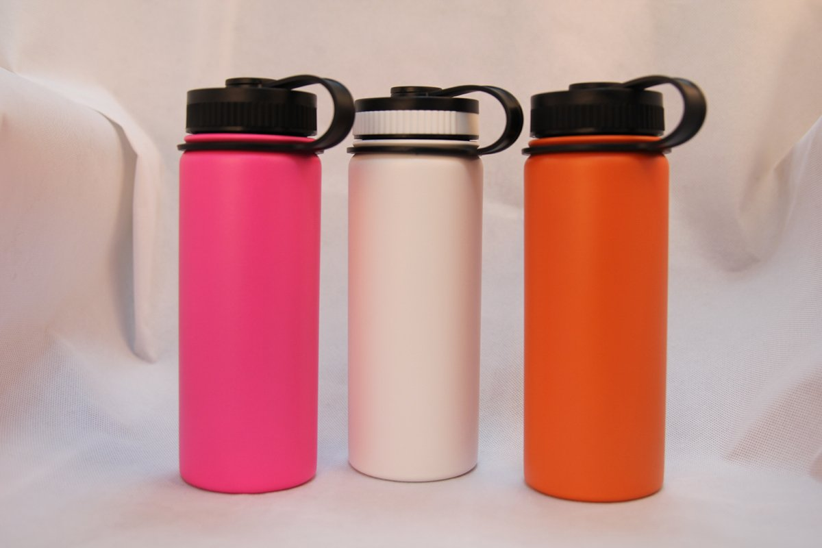 Figure 1 Powder hydro flask with cap