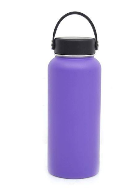 Single color hydro flask