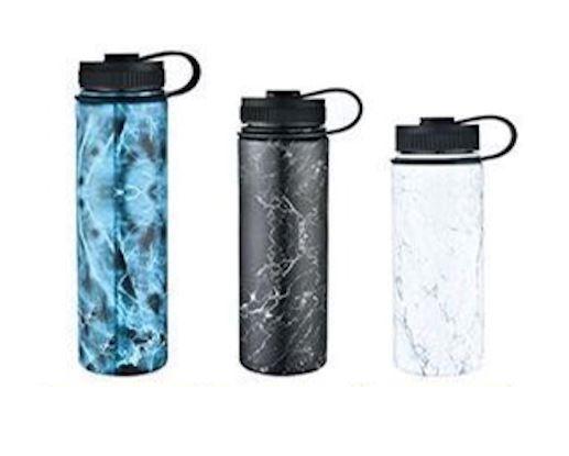 Multicolor hydro flask