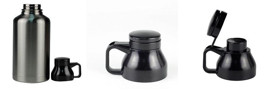 Hydro flask growler lid